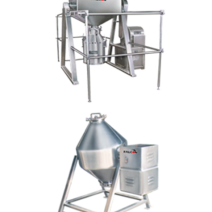 Octagonal / Double Cone Blender Machine